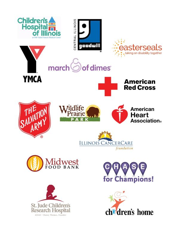 Non-profit organizations we endorse and support