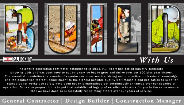 Build with Us: General Contractor, Design Builder, Construction Manager