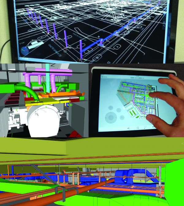 BIM Execution Plans for Mechanical, Electrical, Plumbing Contracting